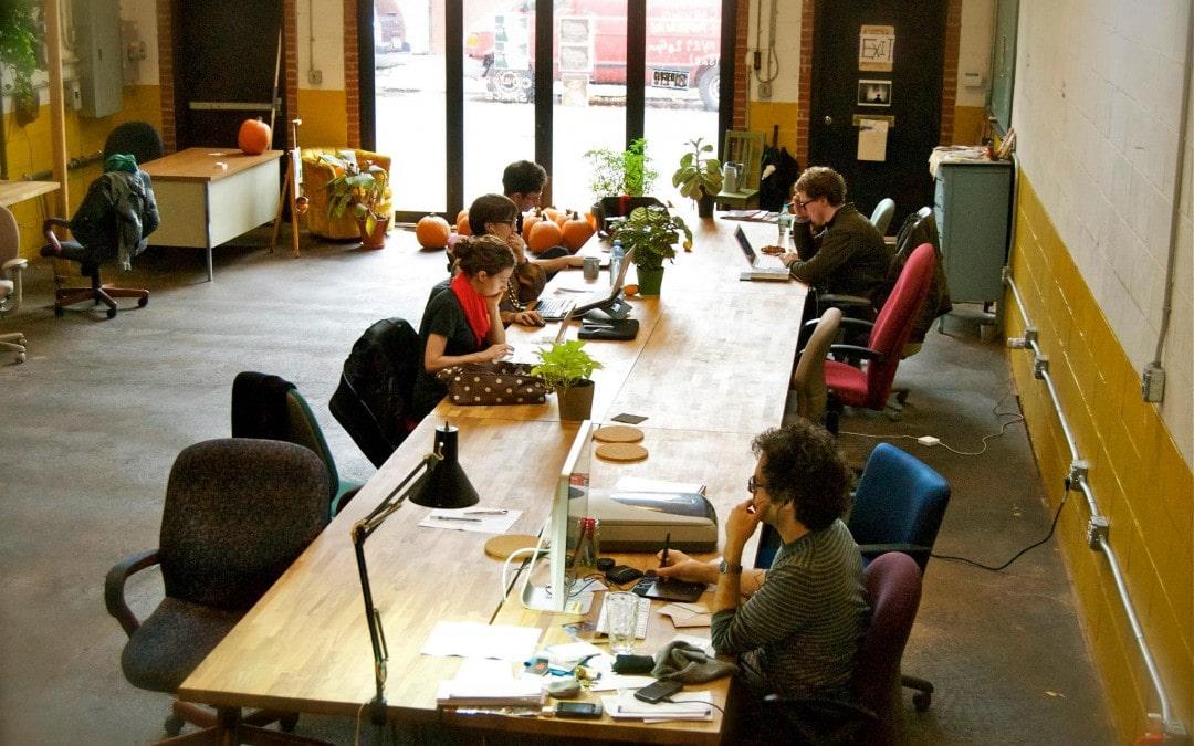 Das Büro der Zukunft – Coworking im Limmattal