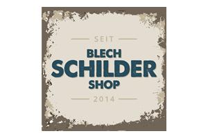 Blechschilder Shop