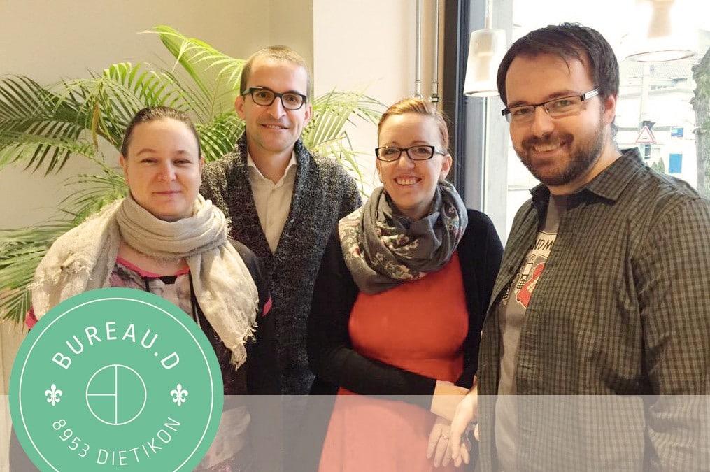 Verein BUREAU.D kreativ & digital Dietikon ist gegründet!