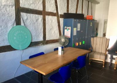 Workroom - Grosser Tisch