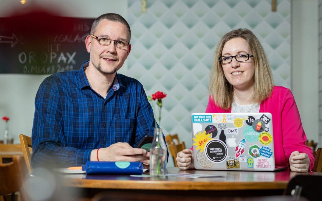 In der Zeitung: Digitale Nomaden im «Gleis 21»: Coworking ist für sie mehr als Bürofläche