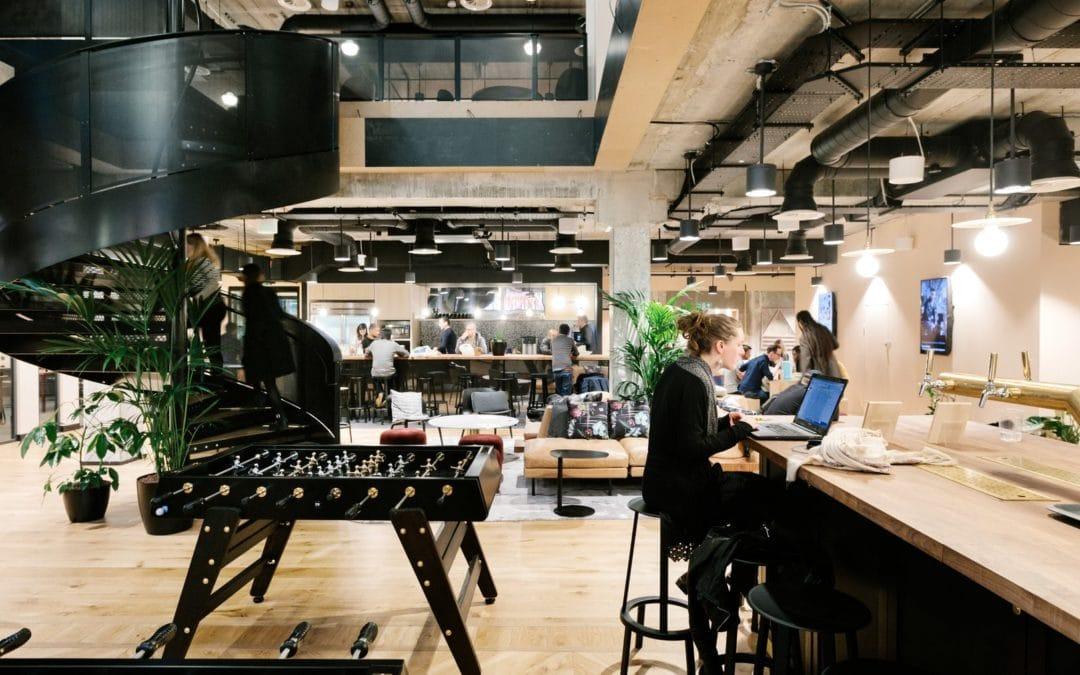 Dietikon bekommt neues Coworking mit 1.700 qm Fläche